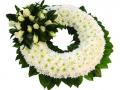 based open wreath